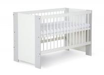 Detská posteľ Safari de LUX + šuplík 120x60 cm.
