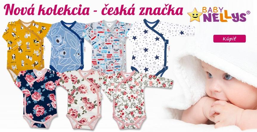 Nové kolekcie 2021 českej značky v trendy dizajnoch.